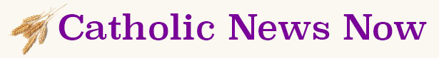 Catholic News Now Site Logo