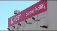 Australia Post sorts parcels at its major  parcels facilities