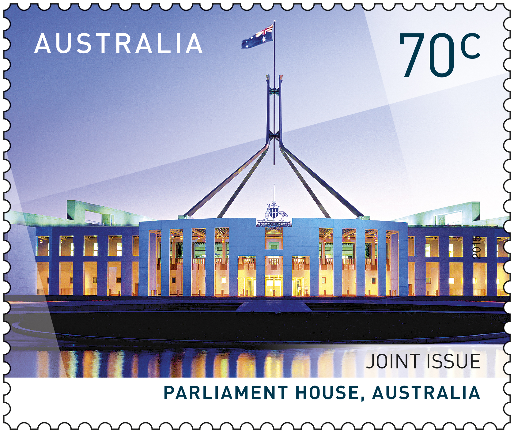 Australia, New Zealand and Singapore acknowledged in new joint stamp issue